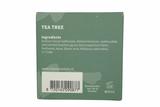 Shampoo Bar Tea Tree sustOILable plasticvrij haren wassen ingredienten