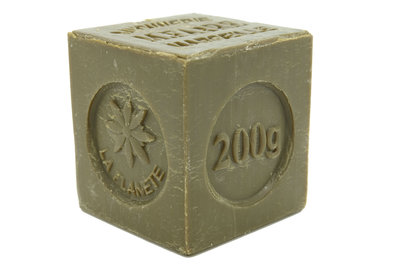 Marseillezeep (Savon de Marseille) - 200 gram (zonder palmolie)