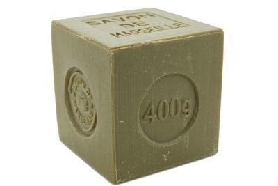 Marseillezeep (Savon de Marseille) - 400 gram (zonder palmolie)