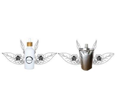 Camellia olie flesje 100ml + navulverpakking 100ml