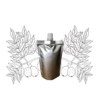 Marula olie - Navulling 200ml pouch met schenkmond