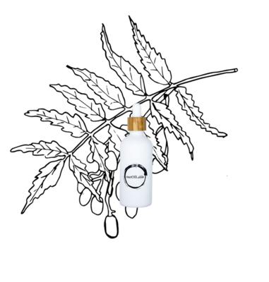 Neemolie – Glazen pipetflesje 50ml
