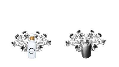 Saffloerolie flesje 100ml + navulverpakking 100ml