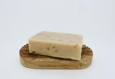 Havermout zeep met honing - 100 gram