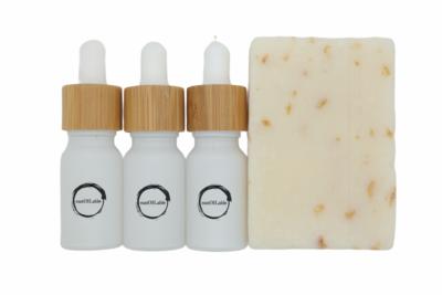 sustOILable huidset droge huid - plasticvrij verpakt