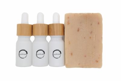 sustOILable huidset rijpe huid - plasticvrij verpakt