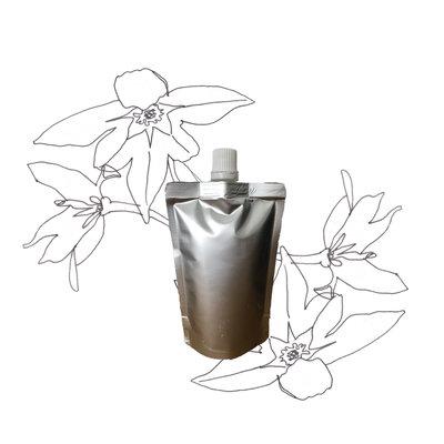 Abessijnse olie - Navulling 100ml pouch met schenkmond