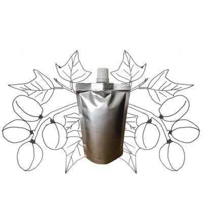 Kukui olie - Navulling 100ml pouch met schenkmond