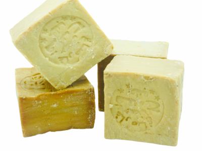 sustOILable natuurlijk pure handgemaakte harde Aleppo zeep